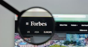 Forbes partners with blockchain publishing platform, Civil