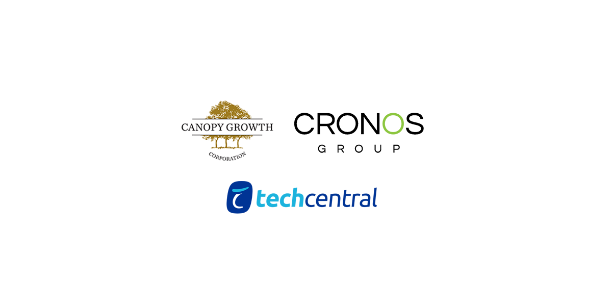 Canopy Growth Tech Central Cronos