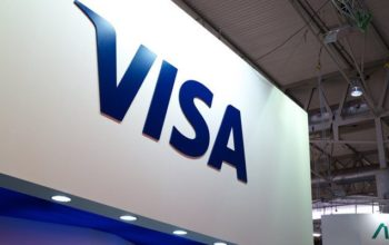 Visa Inc. (NYSE:V) Leading A $40 Million Funding Round For Crypto Startup Anchorage