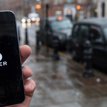 Uber Gears Up With An App To Help Gig Workers Find A Job