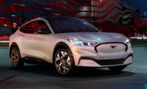 Ford Motor Company (NYSE:F) Optimistic That Mustang Mach E Will Revive It