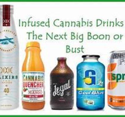 The Cannabis Beverage Thesis (APHA, CVSI, MCTC, HEXO)