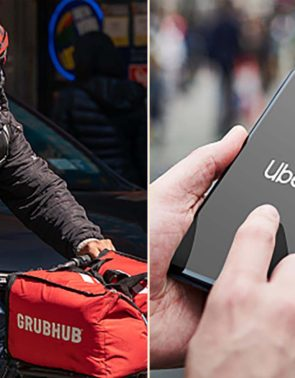 GrubHub Inc (NYSE:GRUB) Drops Uber Technologies Inc (NYSE:UBER) In Favor Of Just Eat Takeaway Merger Deal